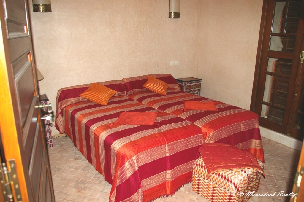 Villa proche Marrakech et calme