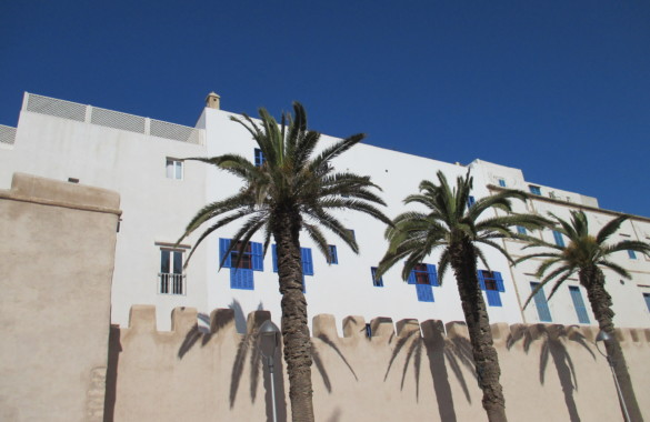 Elegant 18th century Riad overlooking the Essaouira remparts