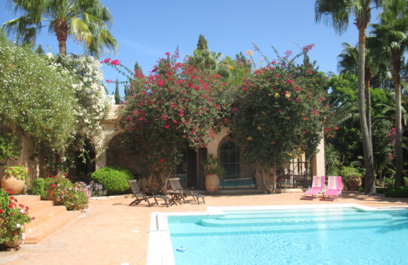 Lovely 5 bedroom villa with amazing garden in Essaouira