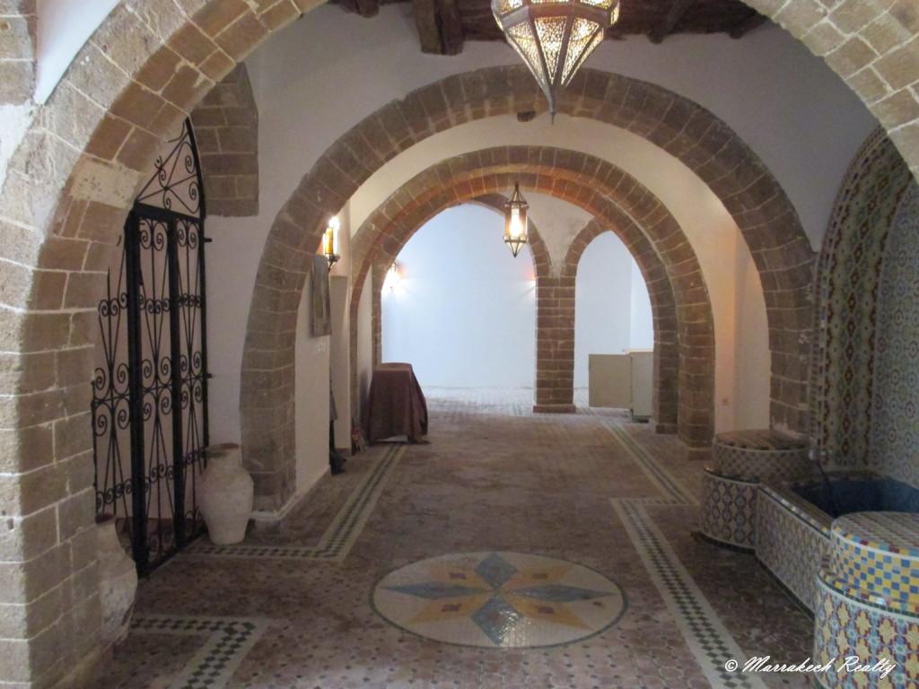 Elégant Riad du 18ème siècle sur les remparts d'Essaouira