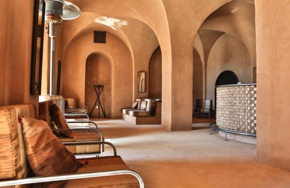 Eco lodge villa hotel en palmeraie à vendre