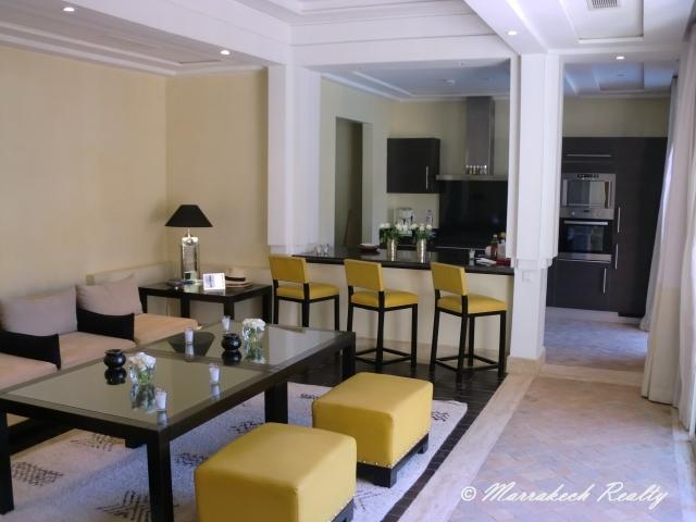 Villa luxe hotel