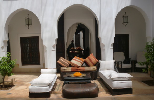A REAL AUTHENTIC RIAD