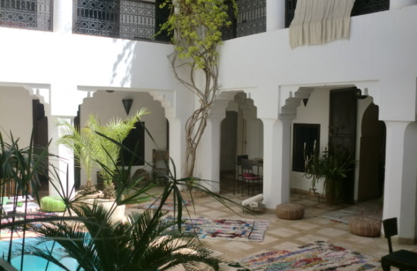 LARGE RIAD 6 ROOMS