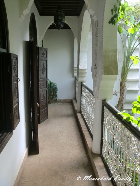 Riad avec patio d'exception