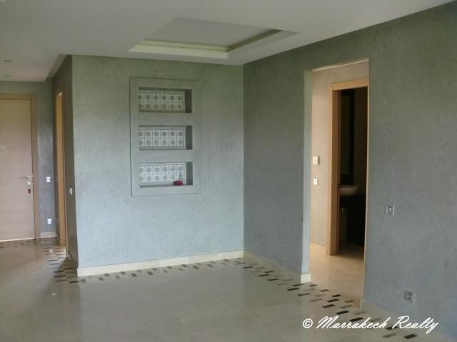 Appartement résidence golfique