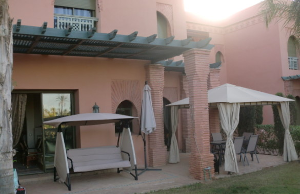 Palm grove apartment for rent