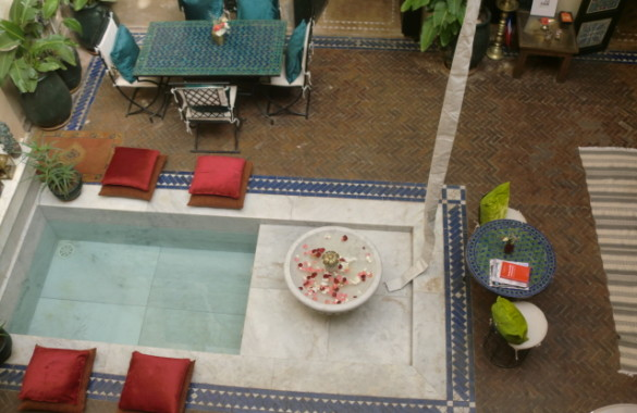 Riad guest house 6 bedrooms