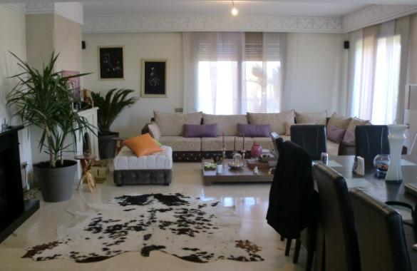 Exceptionnel appartement à l'hivernage