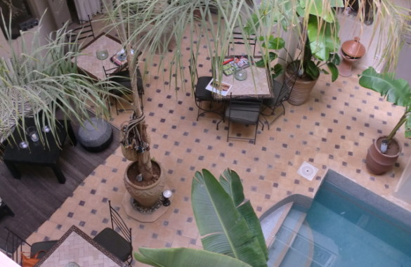 8 bedrooms guest house in the medina
