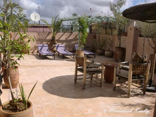 riad 8 chambres dans Marrakech