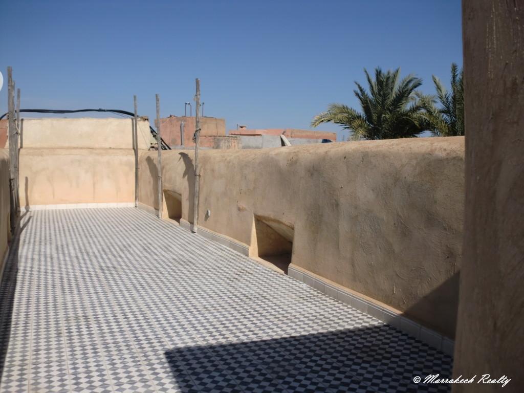 Emplacement n°1 en medina
