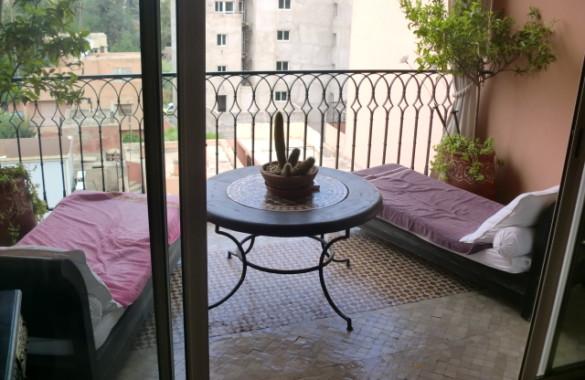 Plein centre terrasse