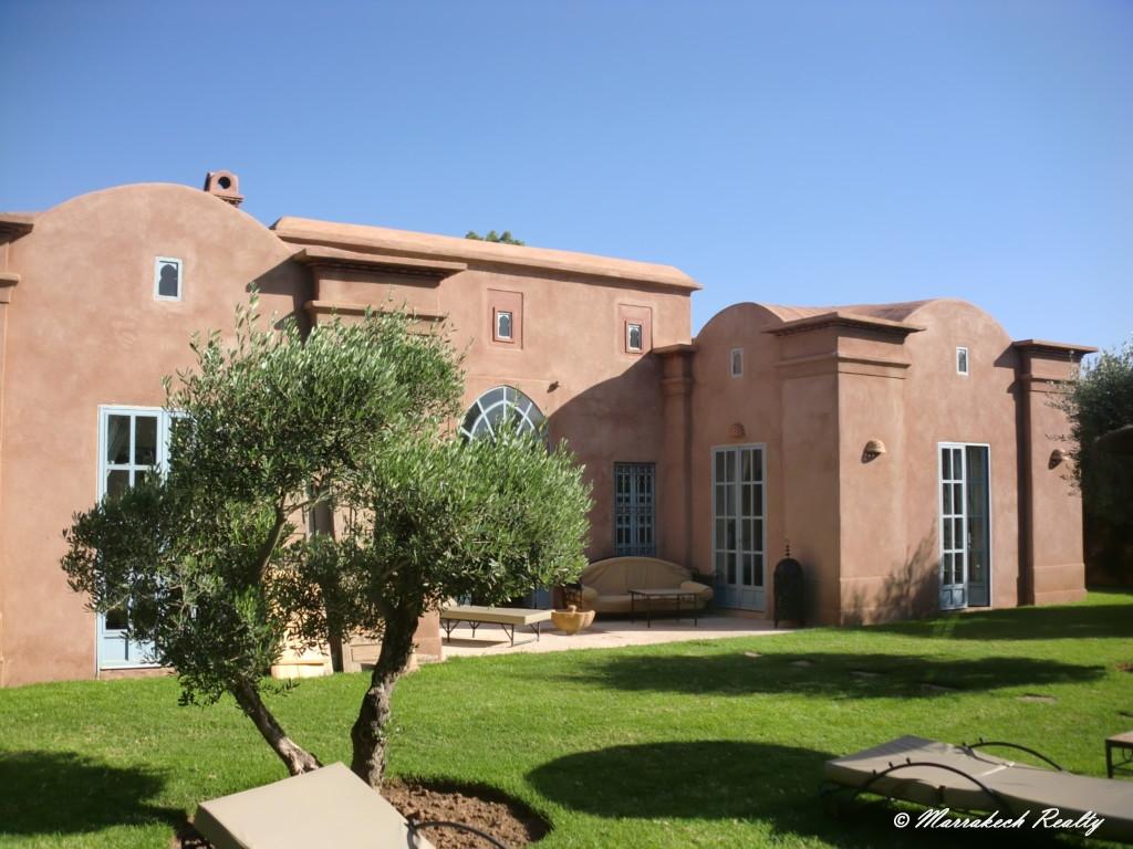 Villa en campagne: un  havre de paix
