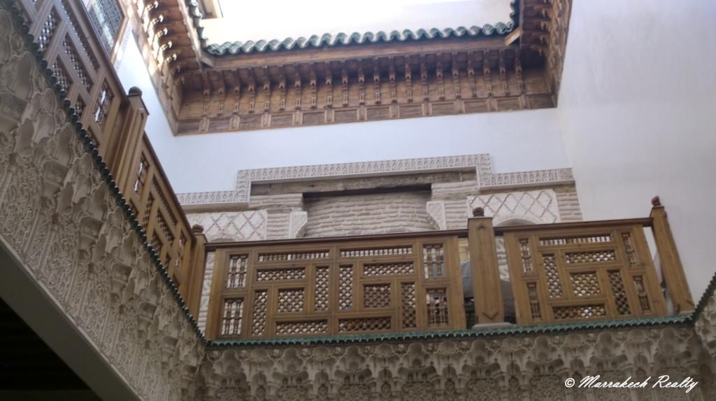 Riad historique en médina de Marrakech