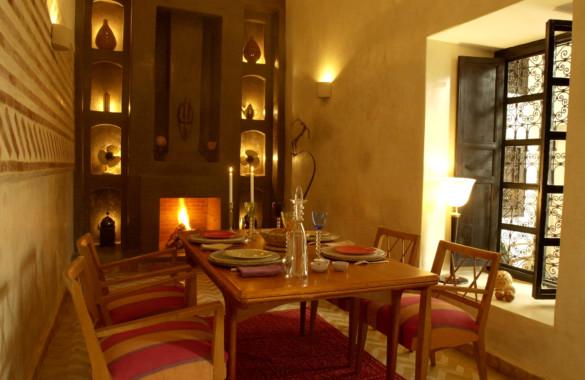 Riad maison d'hôtes avec  6 suites