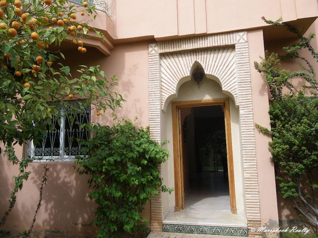 Villa dans résidence