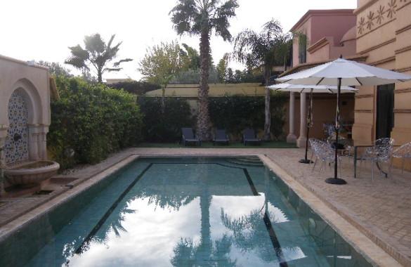 Villa sur Golf