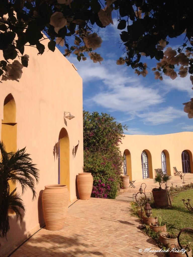 Charmante villa à vendre à proximité de Marrakech