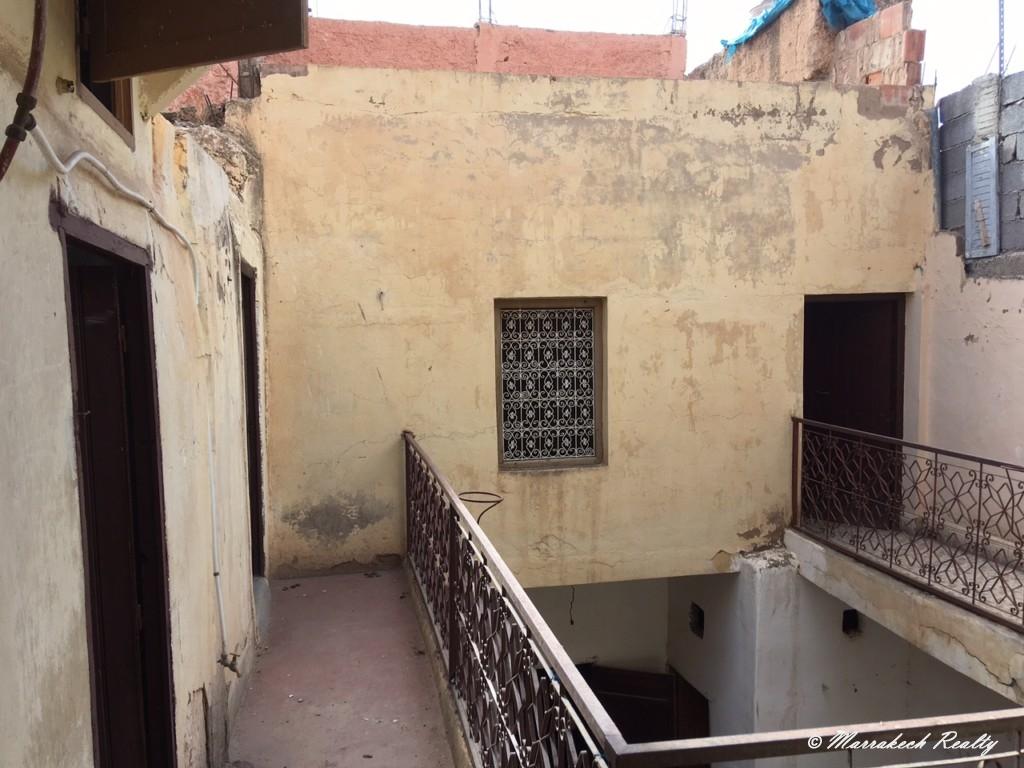 Riad avec emplacement rare