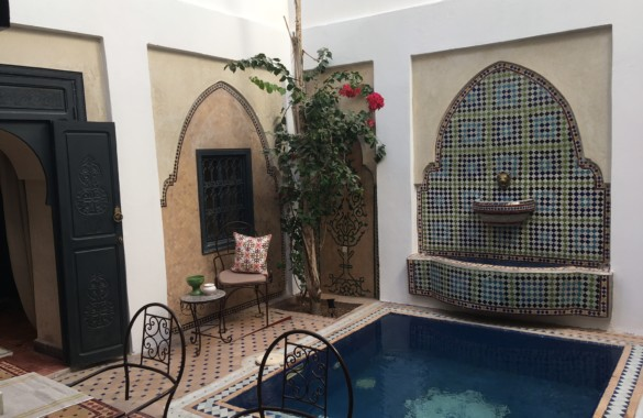 Charming riad in the medina