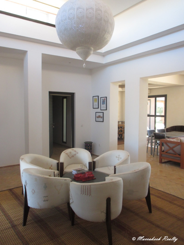 Beautiful 5 bedroom villa with amazing view on the Atlas Mountains