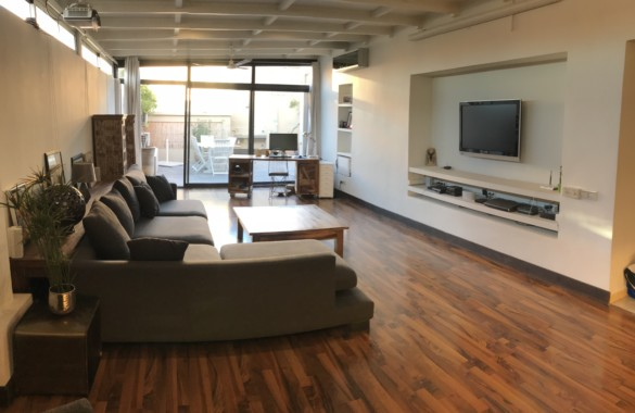 Appartement 3 chambres avec grande terrasse