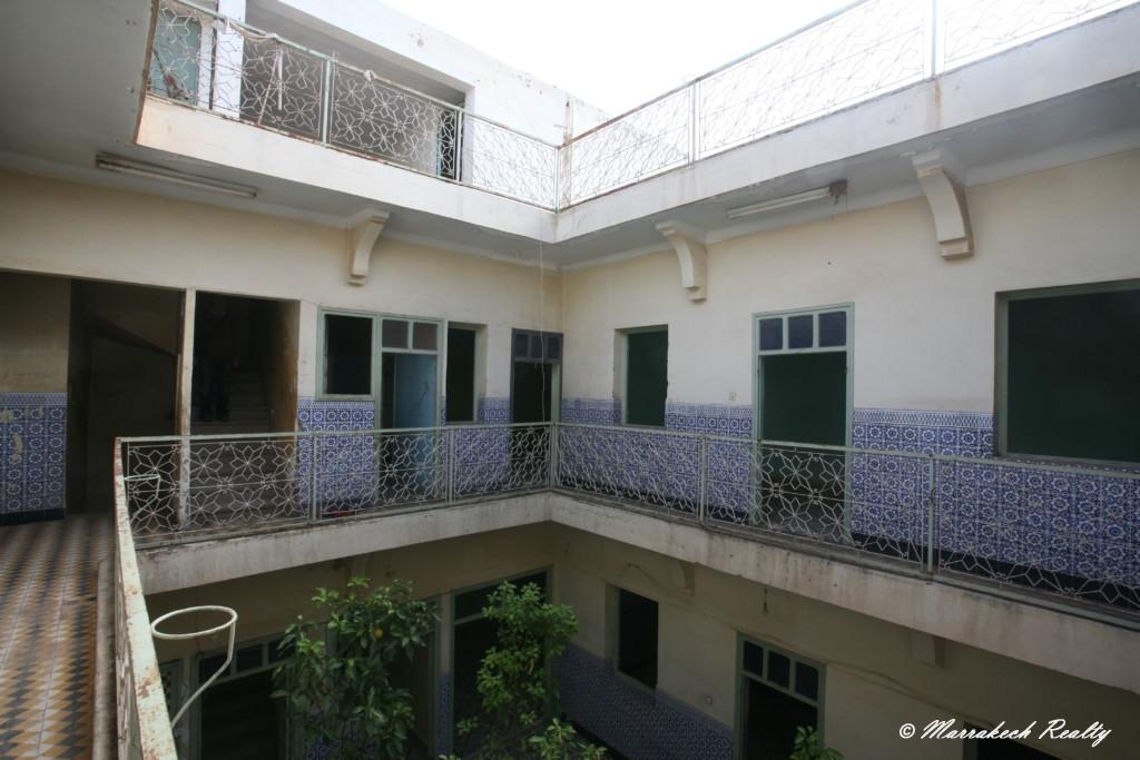 Permis maison d'hôtes riad à marrakech