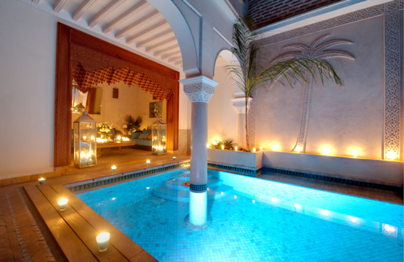 lovely hotel riad