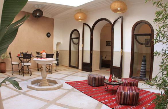 Riad  in perfect condition !