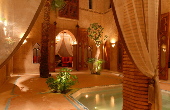 Lovely guest house riad