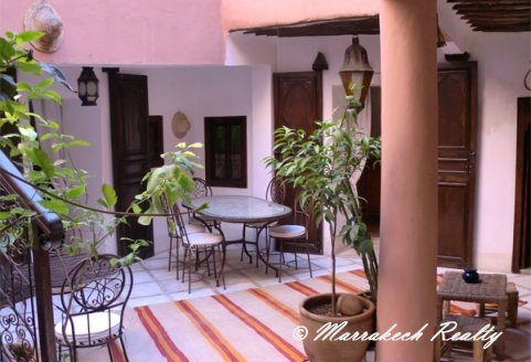 location riad à Marrakech
