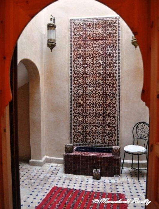 Riad location longue durée