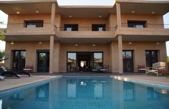 Villa moderne à vendre proche Marrakech