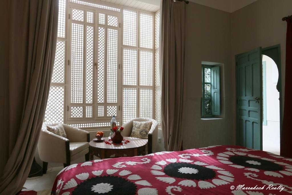 Riad raffiné de 5 chambres idéalement situé