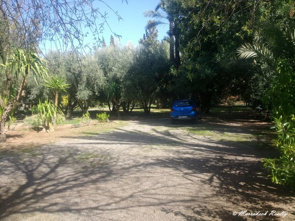 Sublime petite villa de plain pied sur le circuit de la Palmeraie