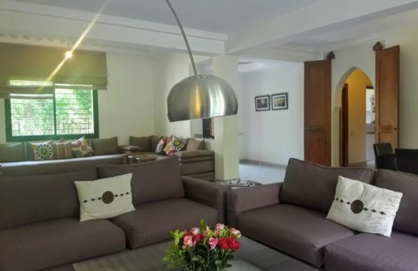Beautiful villa – terraced house in Targa