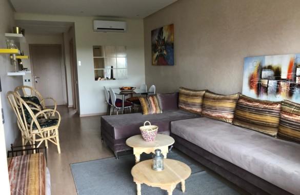 Appartement à 2 mn du centre ville de Marrakech