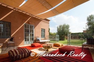 Amazing villa in the countryside of marrakech