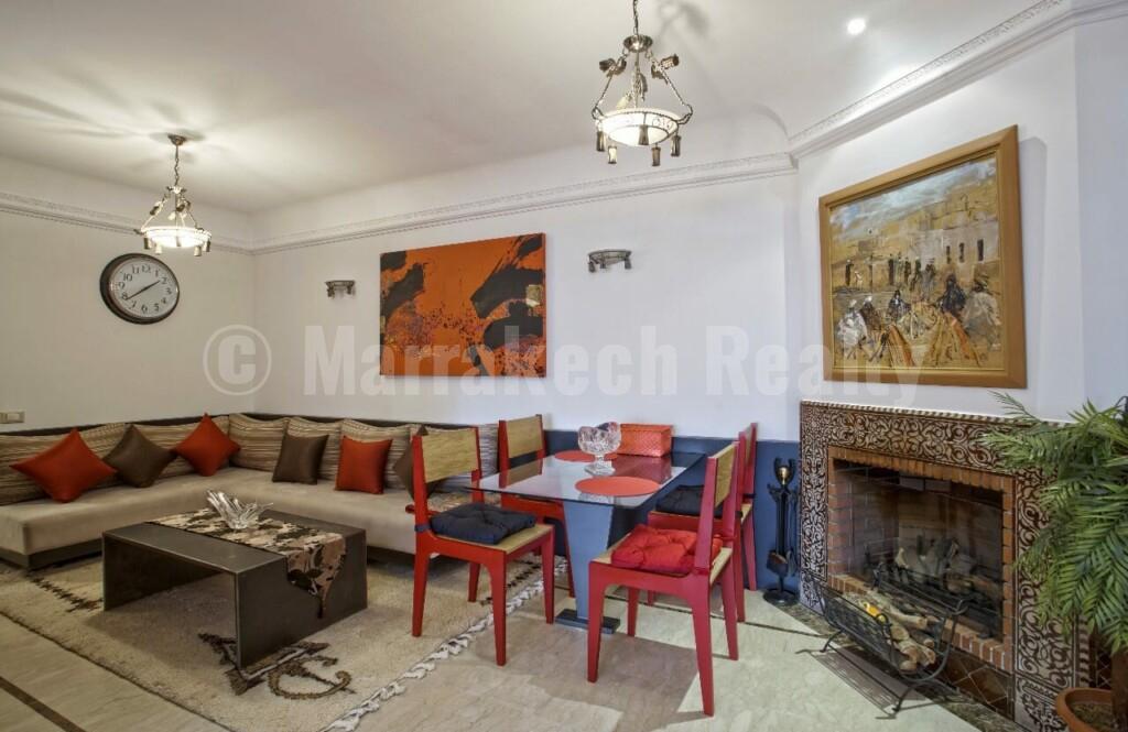 Luxueux appartement tout proche de l'hivernage