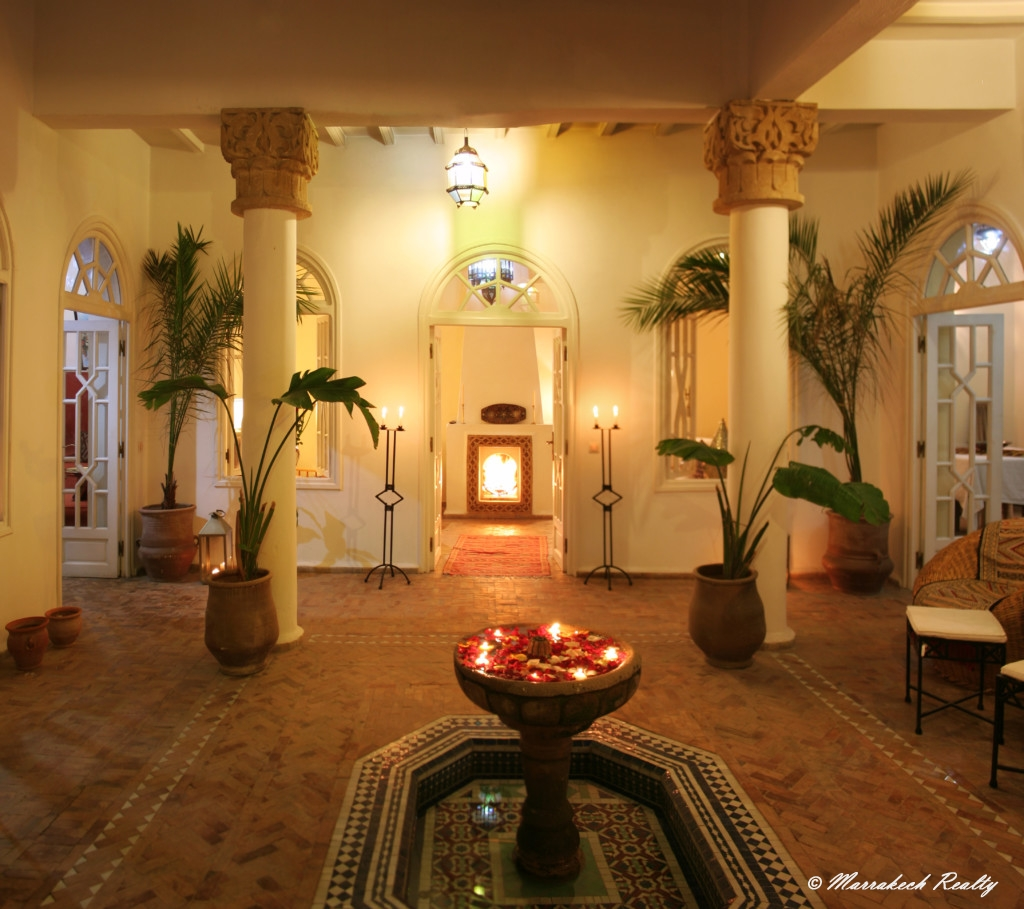 Beau Riad de 8 chambres avec vue sur l'océan à vendre à Essaouira
