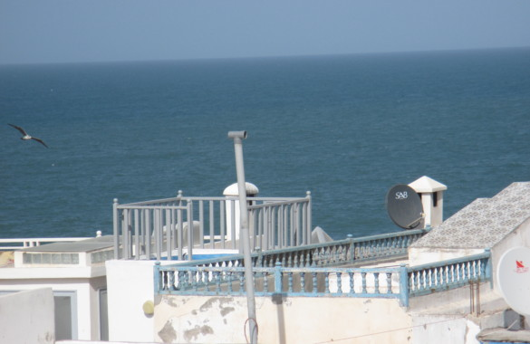 Exquisite 4 bedroom Riad with sea views for sale in Essaouira