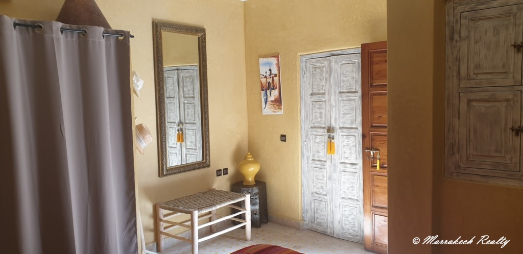 Lovely 3 bedroom Riad for sale in the Medina of Marrakech