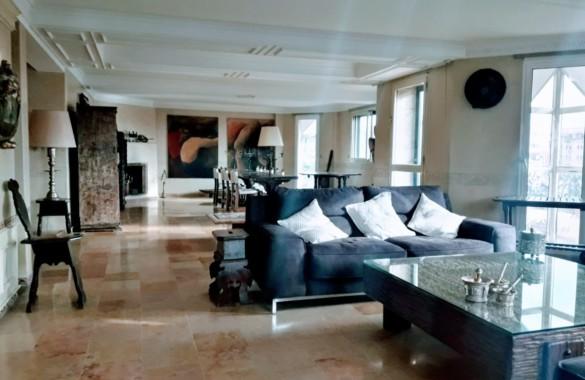 Appartement spacieux et lumineux, à l'hivernage