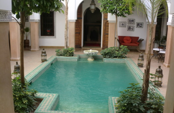 Stunning 8 bedroom boutique-riad for sale in Marrakech