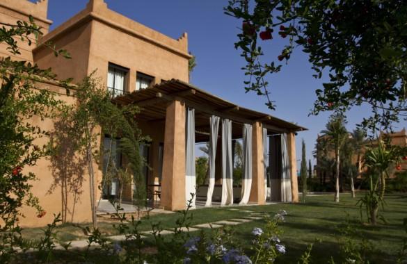 Villa d'exception dans un joli domaine clôturé et sécurisé