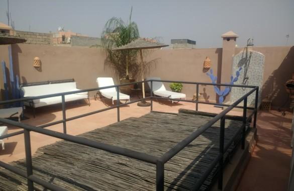 Riad de 3 chambres à vendre en Medina de Marrakech
