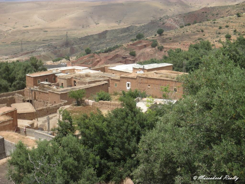 Charmant ecolodge à vendre aux environs de Marrakech