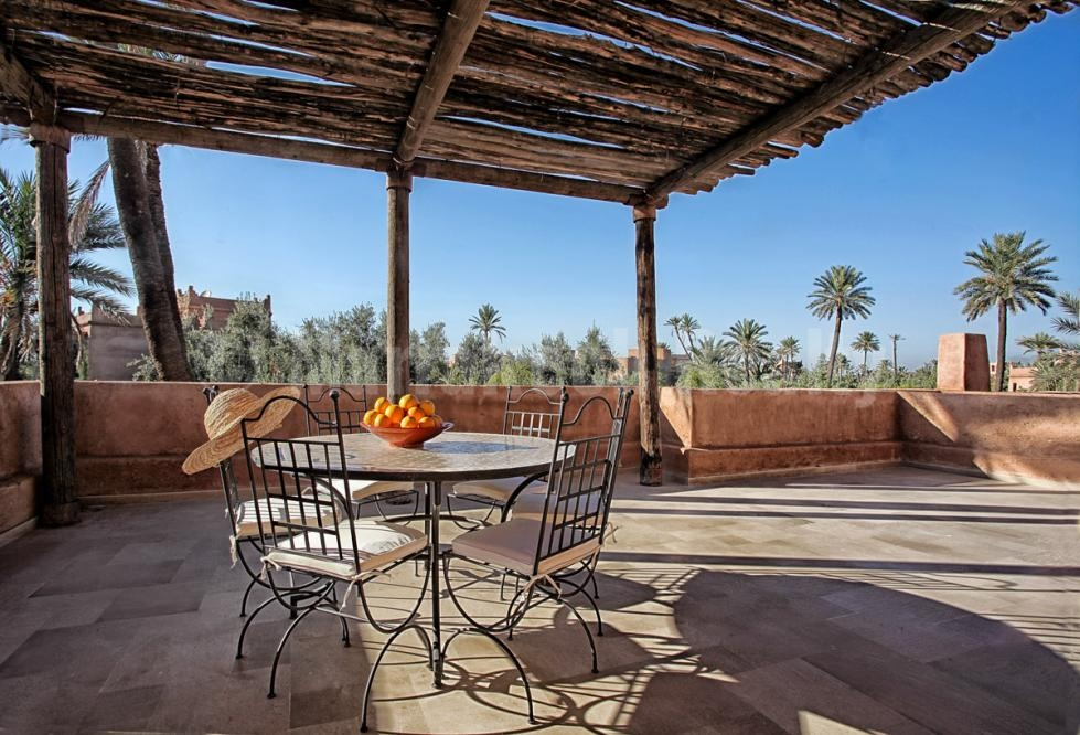 Stunning 3 bedroom kasbah-style villa for saleclose to Marrakech