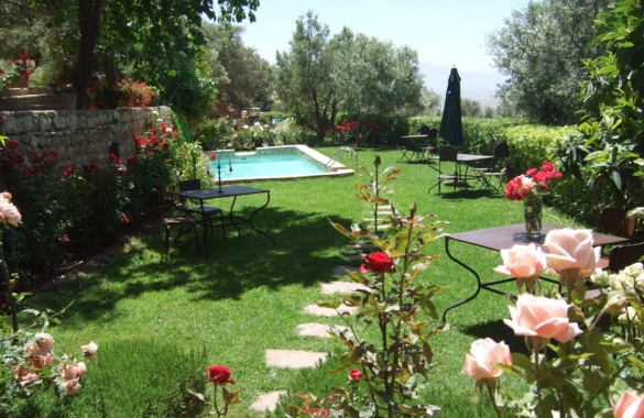Lovely countryside ecolodge for sale close to Marrakech